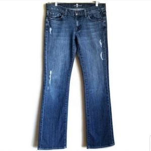 7 for all mankind 7FAMK classic bootcut jeans